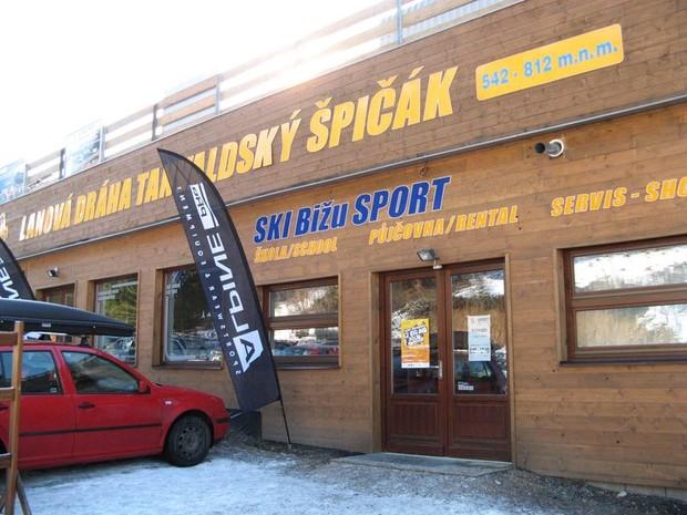 SKI Bižu Sport Tanvaldský Špičák