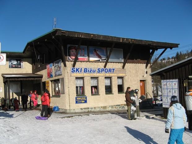 SKI Bižu Sport Bedřichov