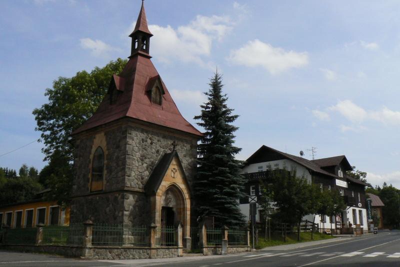 Kaple sv. Alžběty, Harrachov