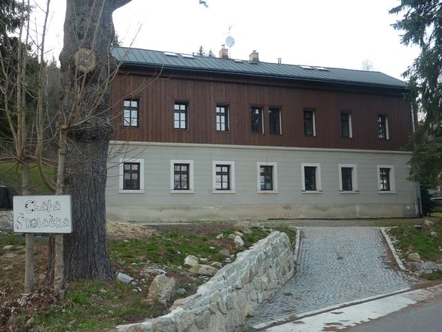 Chata Školačka