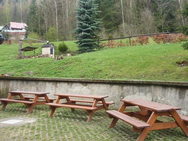 Venkovní sezení