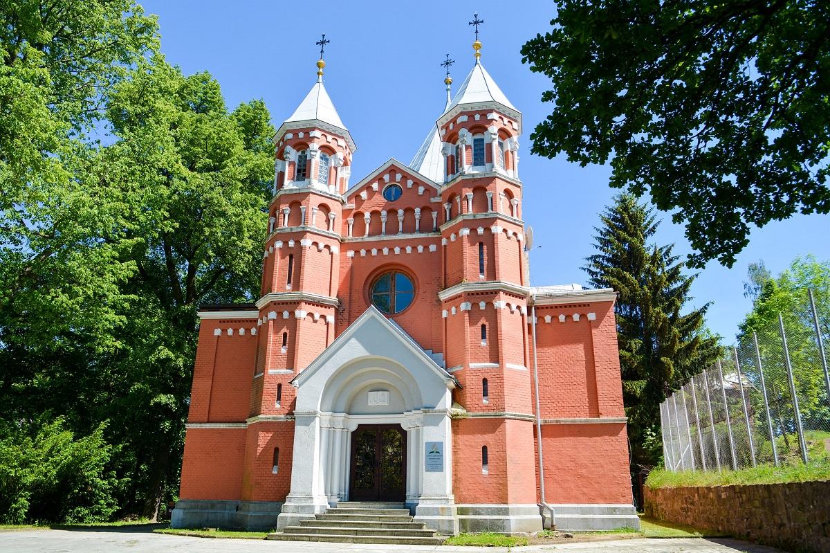Kostel sv. Vincence z Paoli