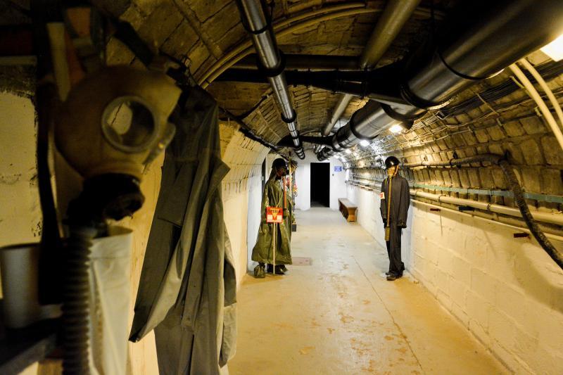Podzemí - CO kryt
