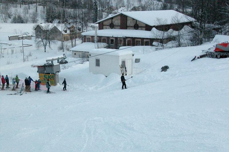 Ski areál Bukovka