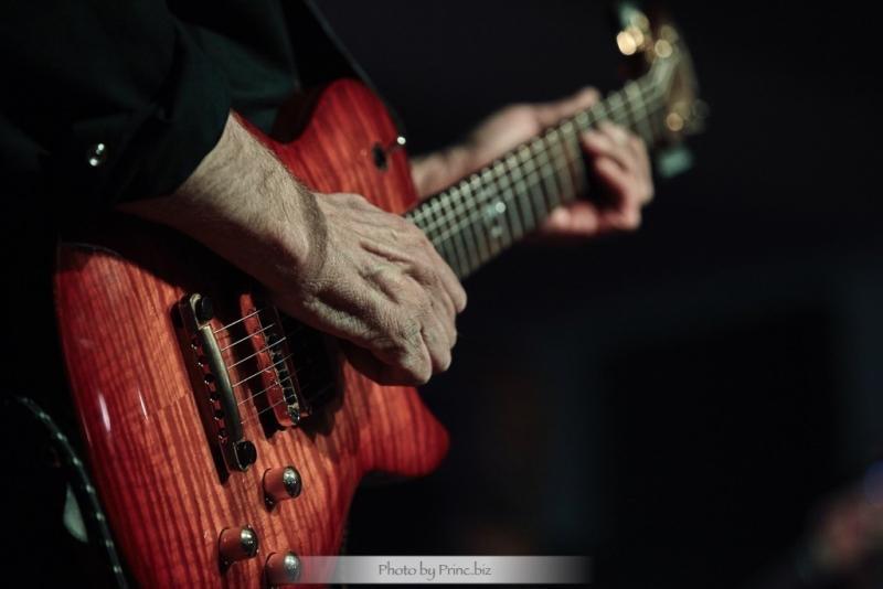 kytarové vystoupení