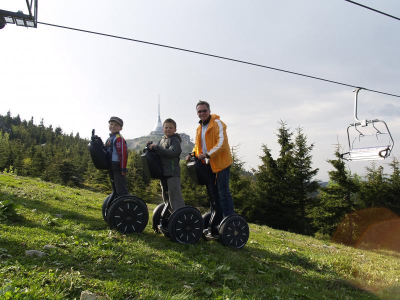 Půjčovna Segway Liberec