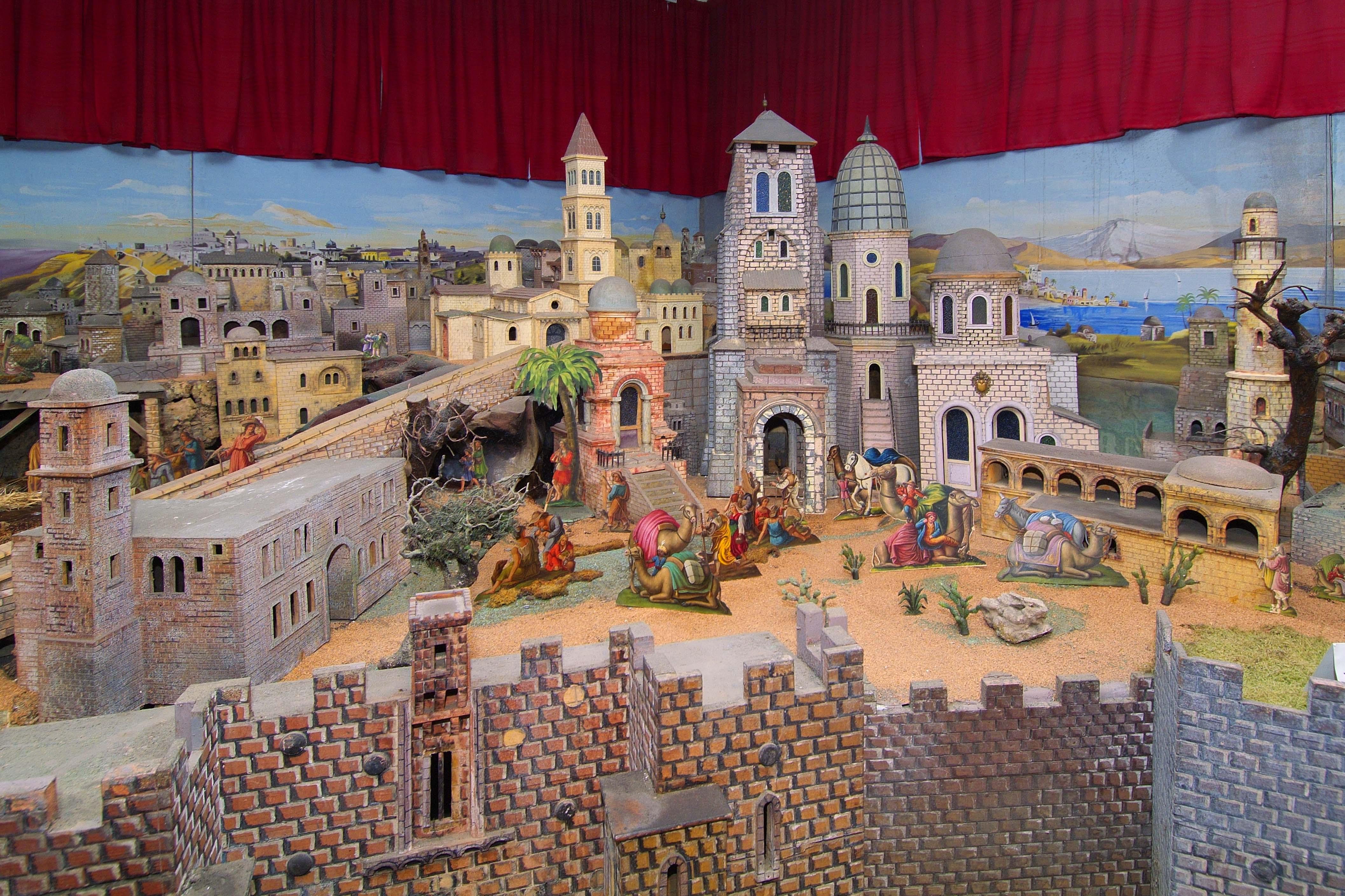 Muzeum betlémů, Kryštofovo Údolí