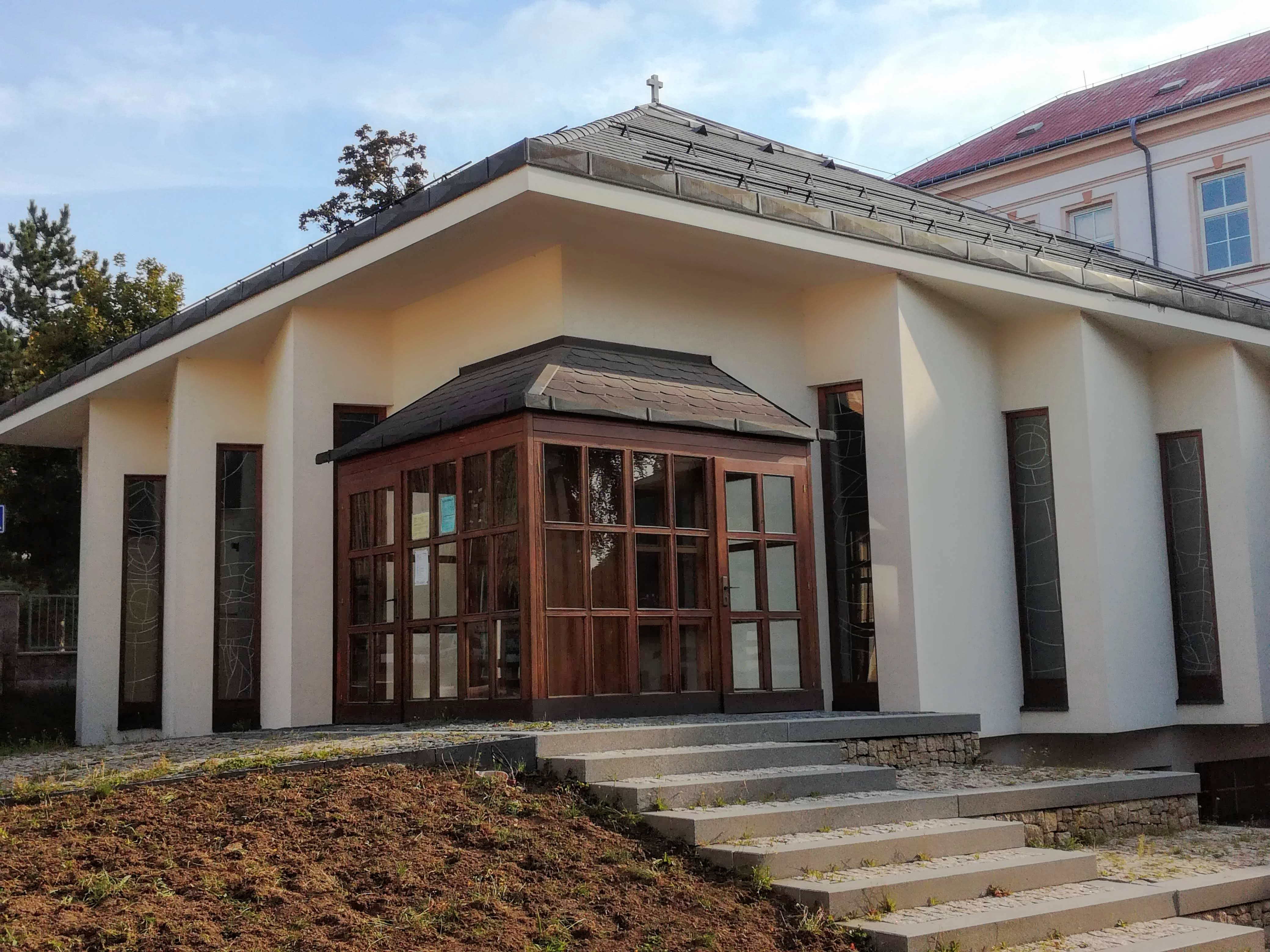 kaple Vzkříšení