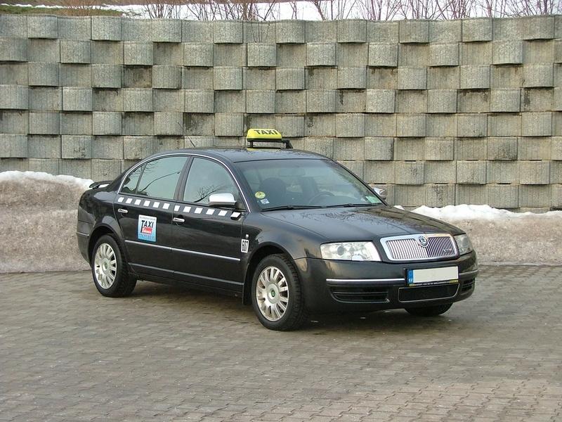 Bohemia Taxi Liberec