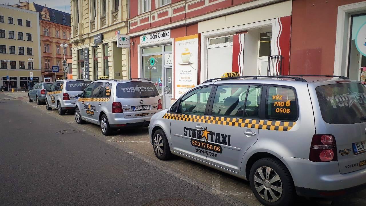 Star Taxi Liberec