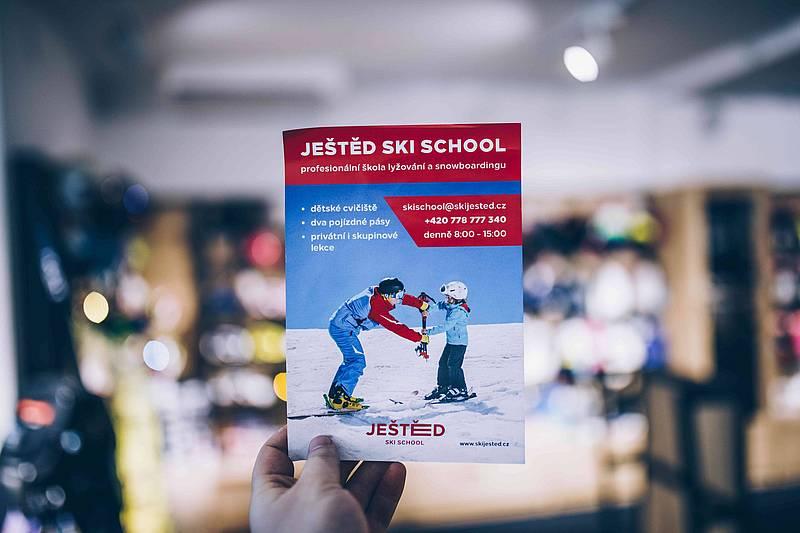 Ještěd Ski School