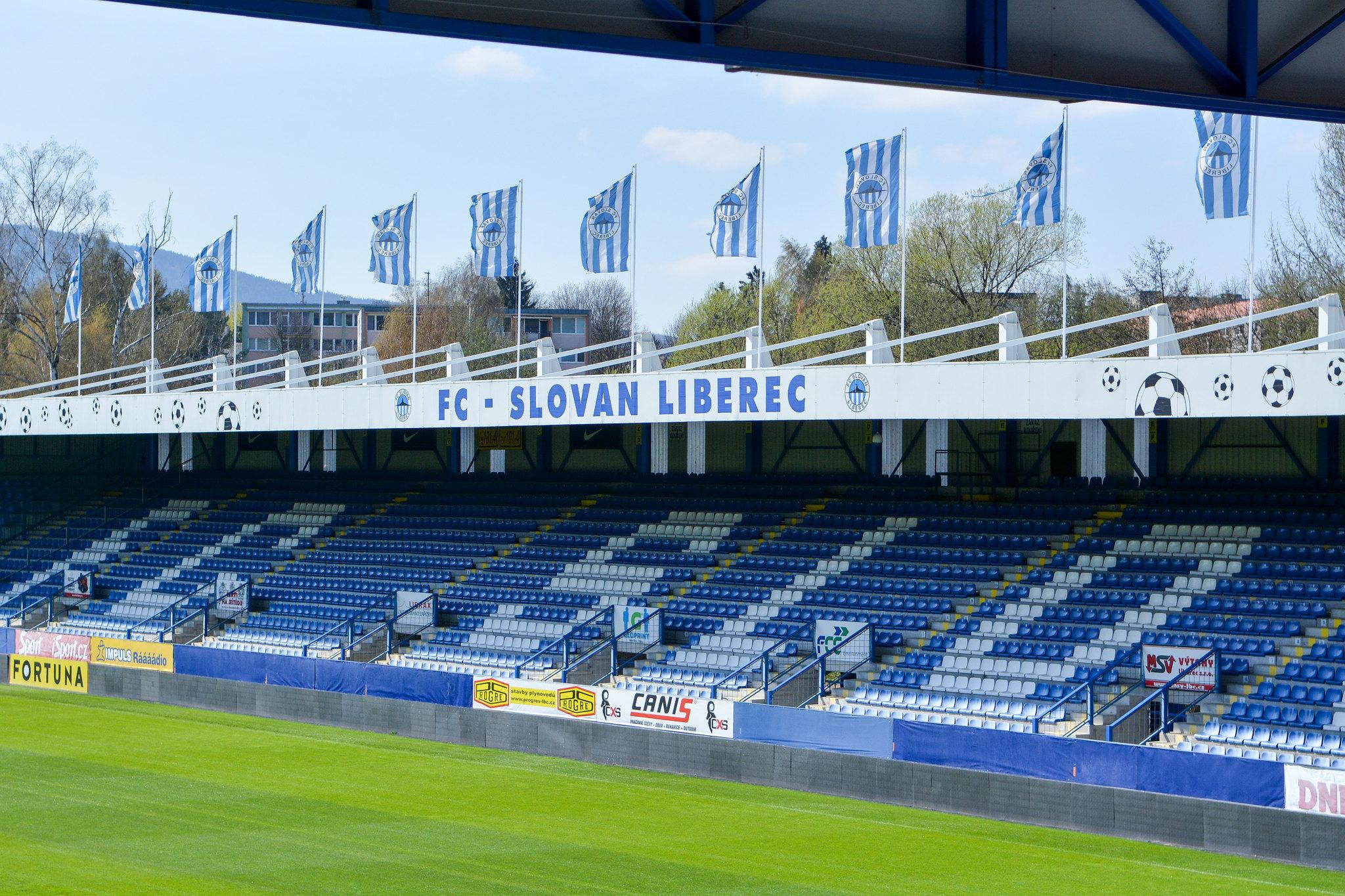 Stadion FC Slovan Liberec