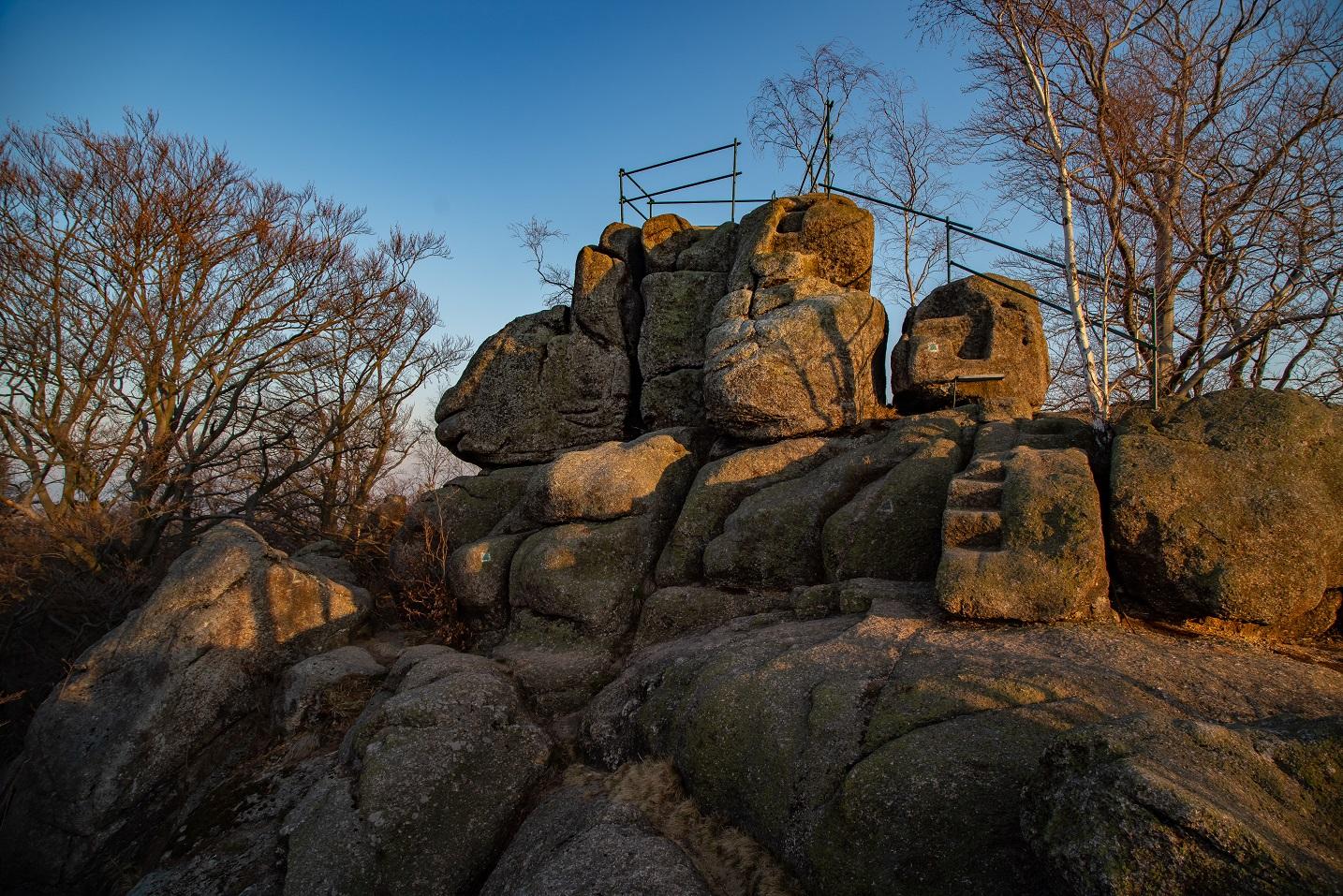 Skalní vyhlídka Dračí kámen