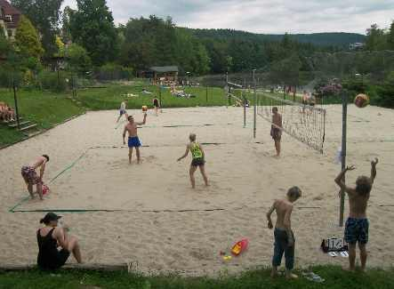 Beach Volley Vratislavice