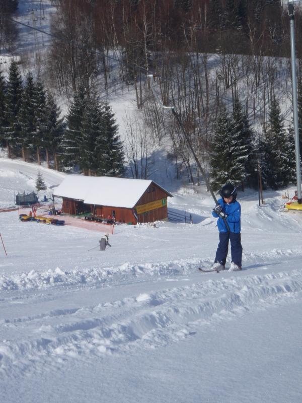 skiareál U vodárny