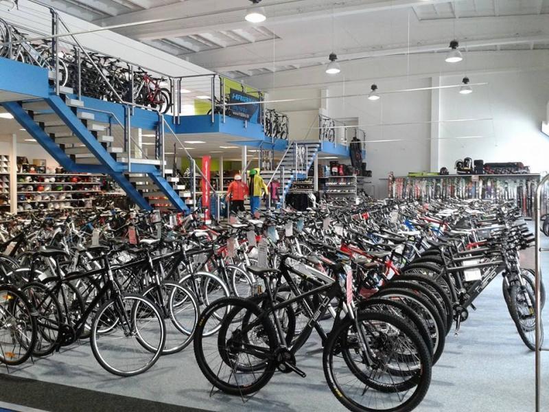 Prodejna Bradský cyklo